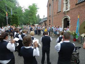 50 jaar kapelanij